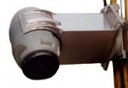 Basculeur de fûts et de poubelles - Portée max (kg) : 600 - Dimensions : L 1100 x l 630 x H 550 mm