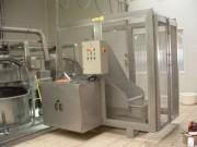 Basculeur mobile - Pour alimenter des doses de 450 kg dans des process alimentaires
