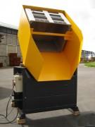 Basculeur videur de caisse à 130° ou 150° 2500 Kg - Charge de 500 à 2500 kg