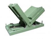 Basculeurs pour bobines et palettes - Capacités : De 1500 kg à 14000 kg - Longueurs : De 1200 mm à 2000 mm