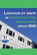 Location et vente construction modulaire - Location et vente construction modulaire