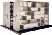 Bases mobiles Archival pour vos archives - Armoire à dossiers