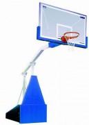 Basket clubmaster - Deport  2m25-Panneau acrylique 10mm + cadre renfort acier
