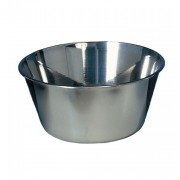 Bassine médicale en inox - Inox - Hauteur : 18 cm - Contenance: 14 litres