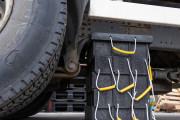 Bastaing de sécurité - Capacité de charge : de 20 à 45 Tonnes