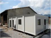 Bâtiment abattoir modulaire - Surface (m²) : 60