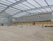 Bâtiment d'élevage métallique - Dimensions : 150m² à 2100m²