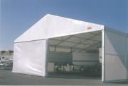 Bâtiment de stockage modulaire - Largeur  (m) : de 10 à 30