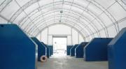 Bâtiment industriel démontable temporaire - Durée : 24 mois et plus;