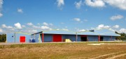 Bâtiment industriel métallique modulable - Implanter un bâtiment sur site dans un délai de six semaines