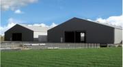 Bâtiment industriel modulaire et démontable - Portée de 15 à 30 mètres