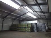 Bâtiment industriel pour agrandir espace d'activité - Agrandissement site industriel