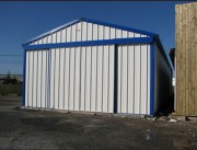 Bâtiment métallique de stockage - Portées : 5 à 18 m