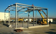 Bâtiment métallique en KIT - Votre bâtiment standard ou sur-mesure en KIT !