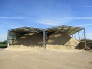 Bâtiment métallique multiusage - Bâtiment métallique galvanisé multiusage