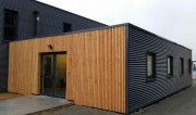 Bâtiment modulaire démontable - Préfabriqué en atelier