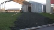 Bâtiment modulaire démontable 5 à 20 mètres en pignon - Location et vente - Rapidité de montage