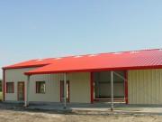 Batiment modulaire extensible - De 50 m² à 10.000 m² et plus