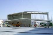 Bâtiment modulaire pliable - Pliable - Largeur du bâtiment (m) : de 7 à 23.8