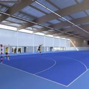 Bâtiment sportif - Isolation thermique