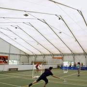 Bâtiment sports et loisirs - Bâtiments métallo-textiles