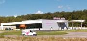 Bâtiment tertiaire métallique - Bureaux, grandes surfaces commerciales, magasins, concessions automobiles, complexes sportifs,...