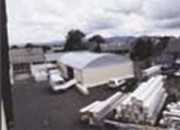 Bâtiments de stockage industriel - Bâtiment en toile