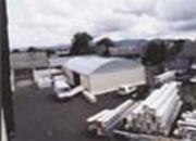 Bâtiments de stockage industriel en toile - Bâtiment en toile
