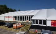 Bâtiments industriels de stockage - Longeurs (m) : 5 à 30