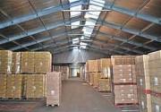 Batiments industriels pour stockage