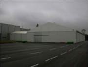 Bâtiments modulaires 25 x 4 m - Acier - Dimensions ( L x h ) : 25 x 4 m