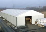 Bâtiments modulaires isolés - Largeurs disponibles (m) : 5 à 40