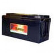 Batterie 12v 200ah - Dimensions Lxlxh : 520x240x220 mm