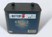 Batterie 6V pour lampe de travail - Tension (V) : 6