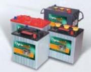 Batterie d'autolaveuse électrique monobloc 12V - Capacité (A) : 185 Ah/5h - 230 Ah/20h