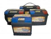 Batterie de plateformes élévatrices