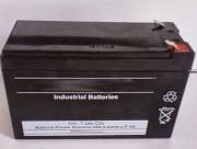 Batterie étanche 12V - Capacité : de 5,4 à 226 Ah – Plusieurs modèles disponibles
