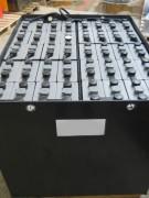 Batterie industrielle pour engins de manutention - Pour chariots élévateurs - nacelles - transpalettes
