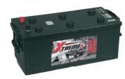 Batterie poids lourd et tracteur - Capacité (A) : 230Ah - 1350A
