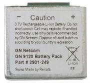 Batterie pour casque sans-fil Netcom