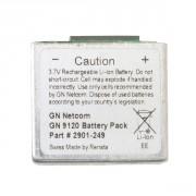 Batterie pour GN9120 - Batterie supplémentaire pour casque téléphonique Jabra GN9120