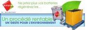 Batterie pour transpalette