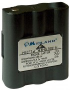 Batterie Talkie Walkie Midland G12
