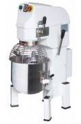 Batteur mélangeur professionnel en acier inox - Capacité : 40 Litres