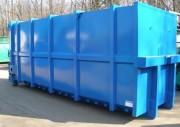 Benne à compaction - Capacité : 30 m³