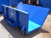 Benne à côtés ouverts - Pour déchets industriels volumineux