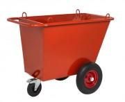 Benne à déchets légers - Charge utile : 750 Kg
