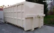 Benne amovible ferraille - Capacité : de 8 à 40 m³