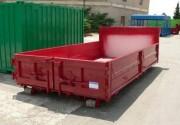 Benne amovible pour camion - Volume : de 8 à 12 m3