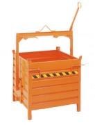 Benne basculante à palonnier - Charge admissible : 2000 kg